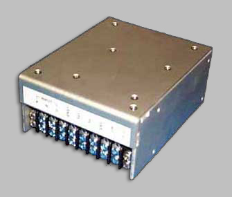 MS10 Power Conversion Unit for Remote Weather System, Jet Fighter Flight-Line Test Station